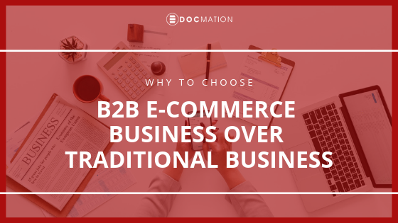 b2b e commerce