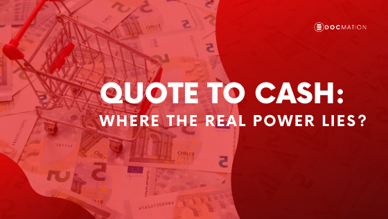 Quote-to-cash, Quote to cash, QTC, Q2C, quote-to-cash software, quote-to-cash saas, quote-to-cash manufacturing