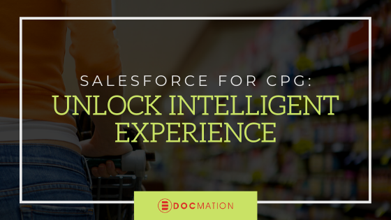 salesforce cpg