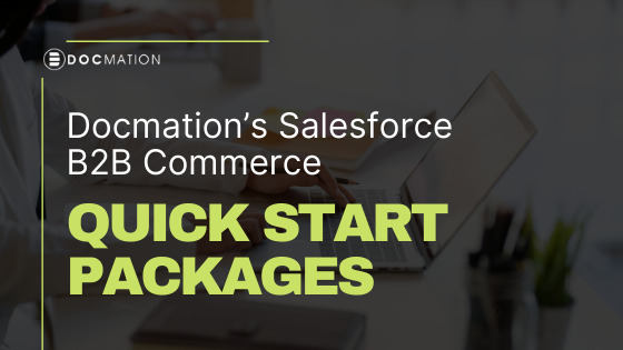 salesforce, salesforce b2b commerce, cloudcraze, b2b ecommerce
