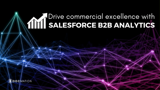 Drive Commercial Excellence with Salesforce B2B Analytics