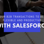 Get Your B2B Transactions to Be More Flexible and Productive with Salesforce